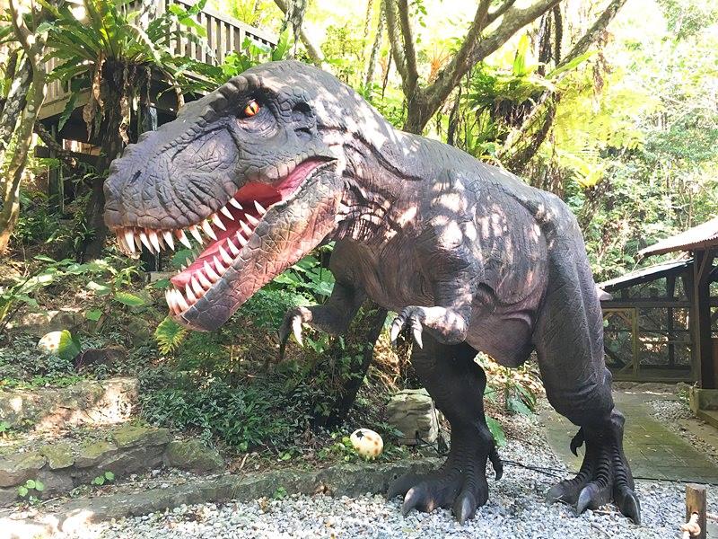 沖繩 親子行 沖繩恐龍樂園 親子景點 DINO恐龍公園 山原亞熱帶之森