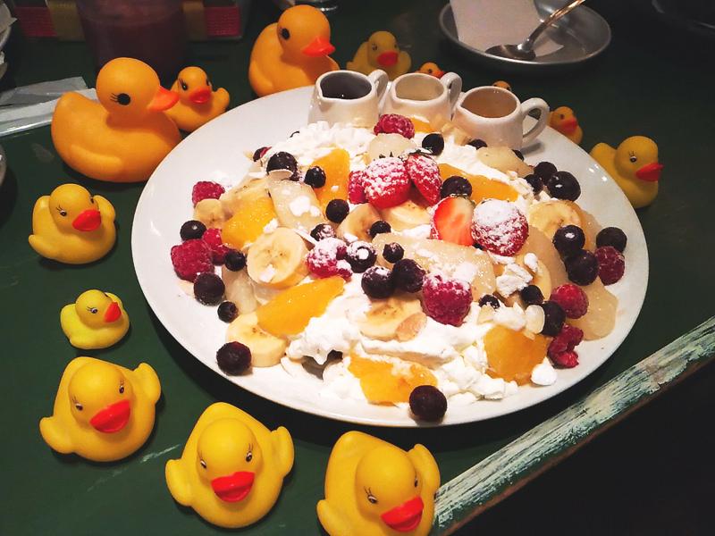 秋田 餐廳 推薦 黃色小鴨餐廳 Pamplemousse (パンプルムゥス)