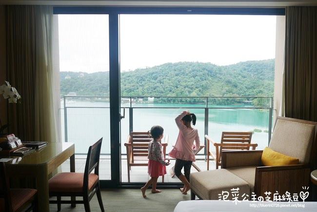 雲品溫泉酒店 南投日月潭