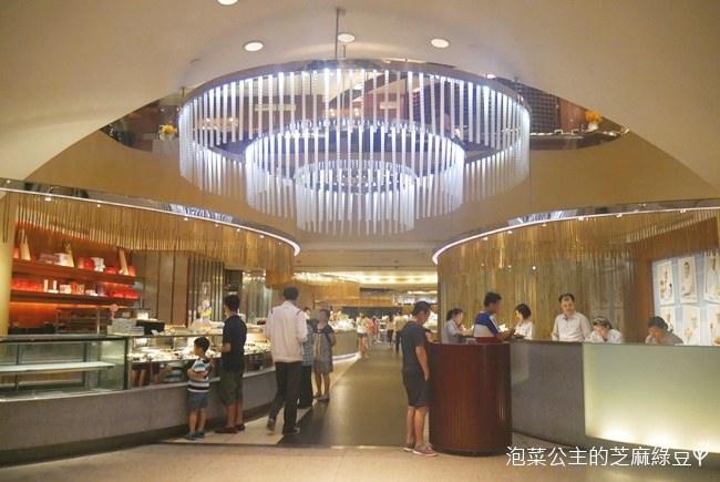 柏麗廳 台北中山 晶華酒店  日本料理 鐵板熟食 甜點大推!